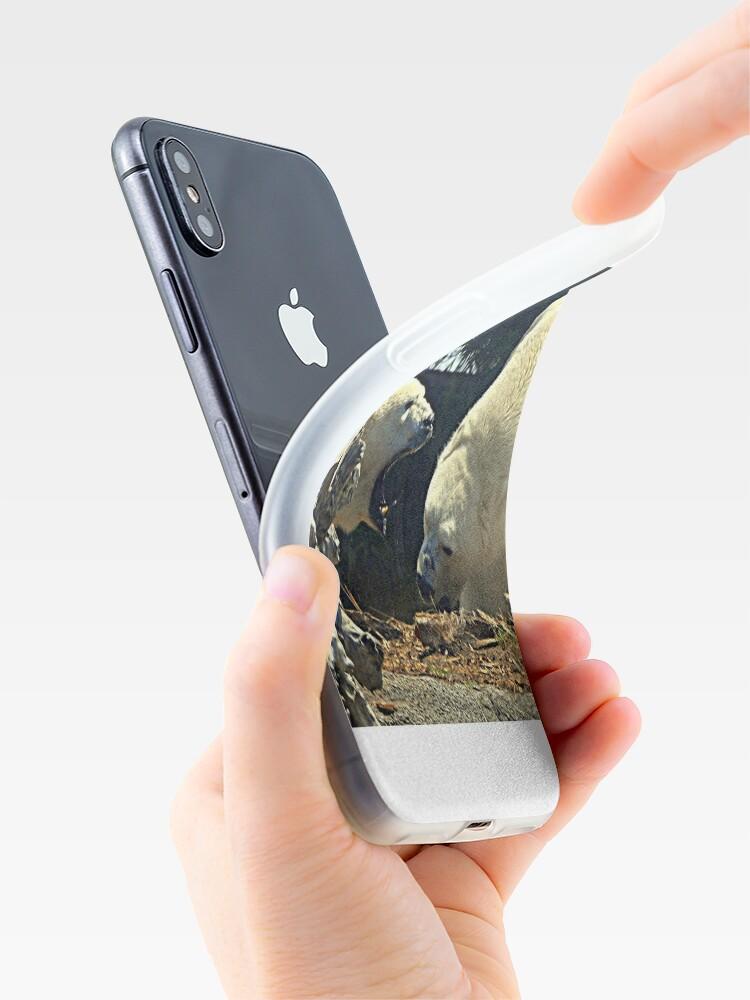 Alternative Ansicht von Bären.... iPhone-Hülle & Cover