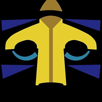 SBTRKT Mask Art by slippi