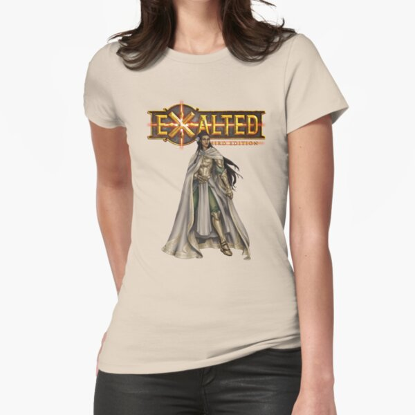 Exalted Zenith Caste - Perfect Soul Fitted T-Shirt