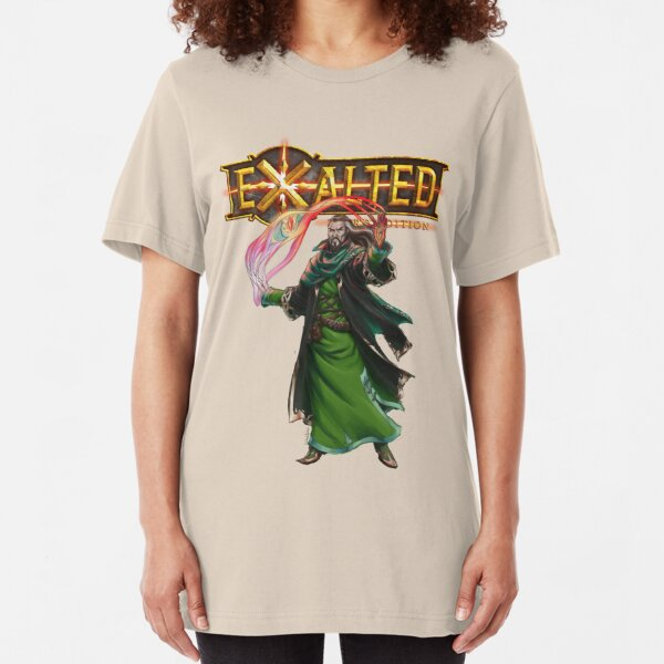 Exalted Twilight Caste - Iselsi Shen Slim Fit T-Shirt
