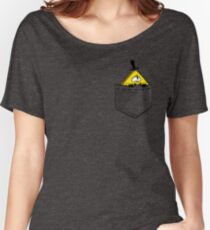 Pocket Cipher Women's Relaxed Fit T-Shirt