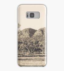 Sepia Landscape Samsung Galaxy Case/Skin