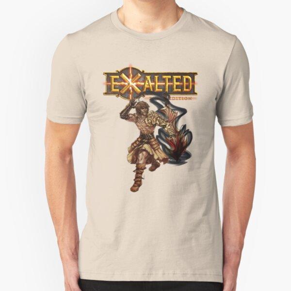 Exalted Dawn Caste - Volfer Slim Fit T-Shirt