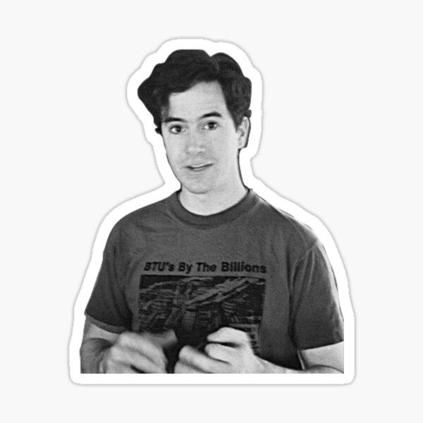 Young Stephen Colbert  Sticker