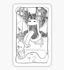 Golbat Sticker