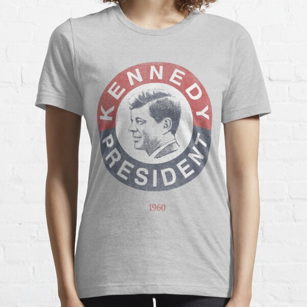 Vintage 1960 Kennedy for President T-Shirt Essential T-Shirt