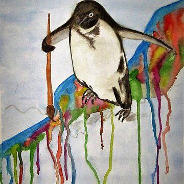 Penguin by princesssadie40