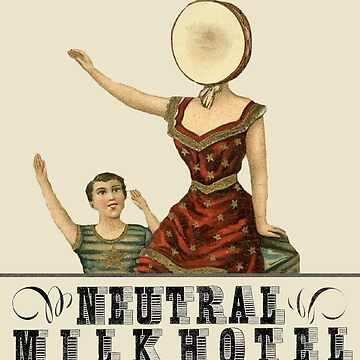 Neutral Milk Hotel - In the Aeroplane Over the Sea by slippi