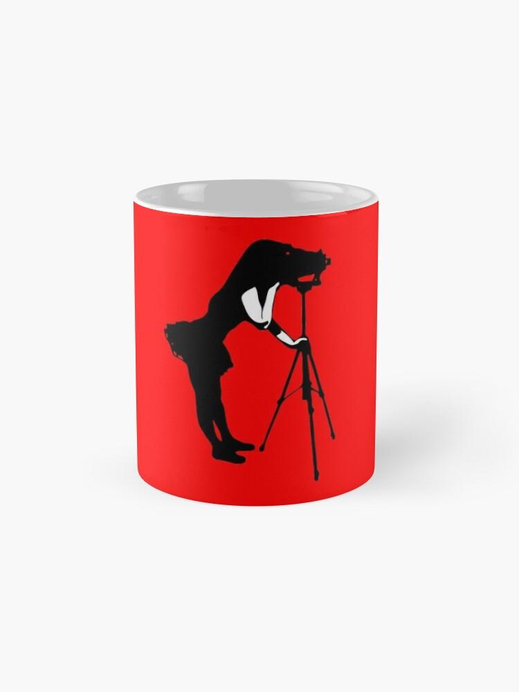 Alternate view of Photographer Grrl Mugs
