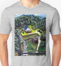 summer on the farm Unisex T-Shirt