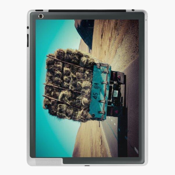Mongolia Hay - tablet case iPad Skin