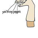 my puppet by vampvamp