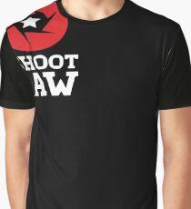 Ich schieße ROH - lustiges Fotografie-Fotograf-Geschenk-T-Shirt Grafik T-Shirt