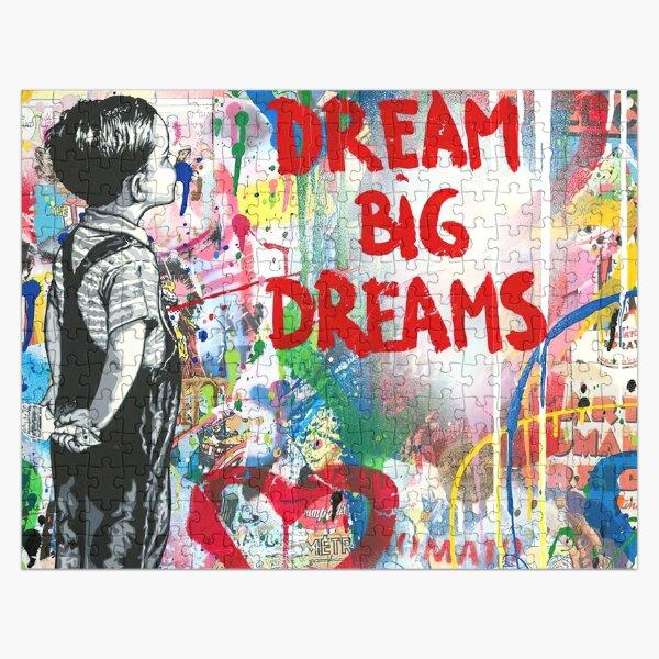 Rêve de grands rêves Puzzle