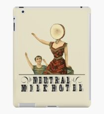 Neutral Milk Hotel - In the Aeroplane Over the Sea iPad-Hülle & Klebefolie