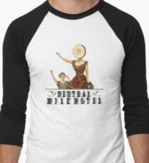 Neutral Milk Hotel - In the Aeroplane Over the Sea Men's Baseball ¾ T-Shirt