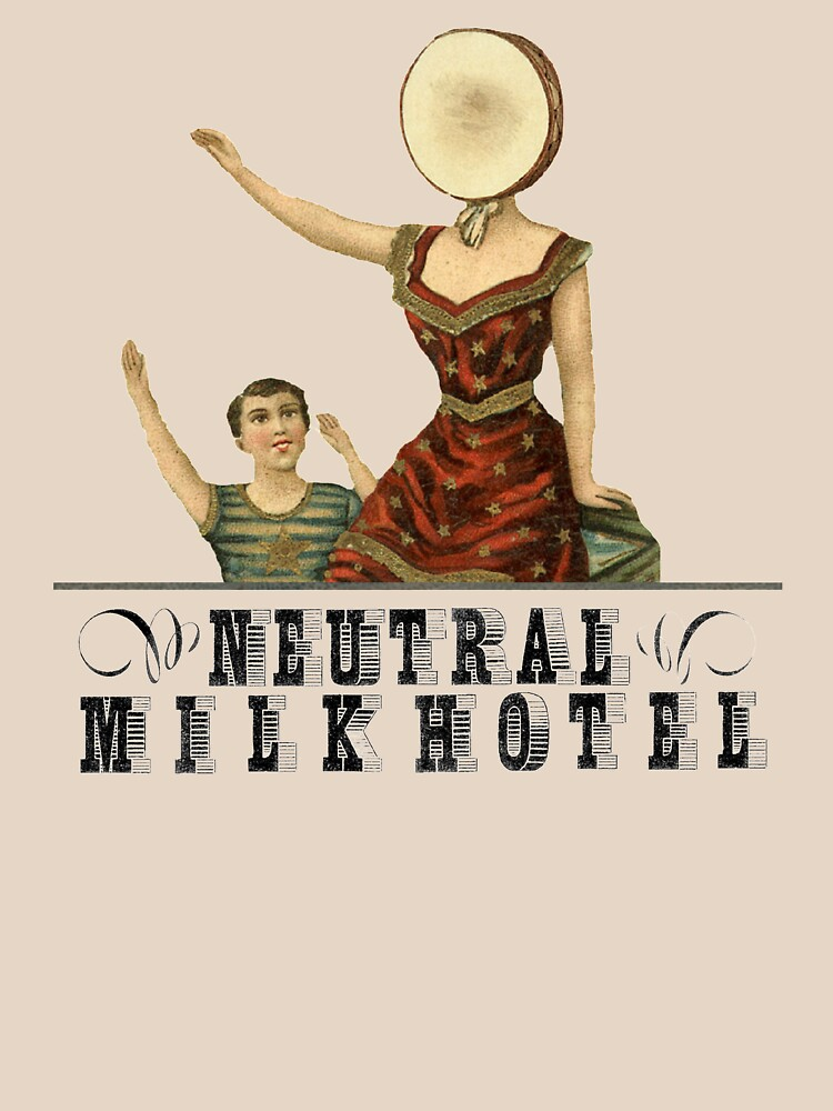 Neutral Milk Hotel - In the Aeroplane Over the Sea | Unisex T-Shirt