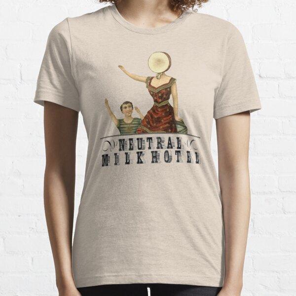 Neutral Milk Hotel - Dans l'avion au-dessus de la mer T-shirt essentiel