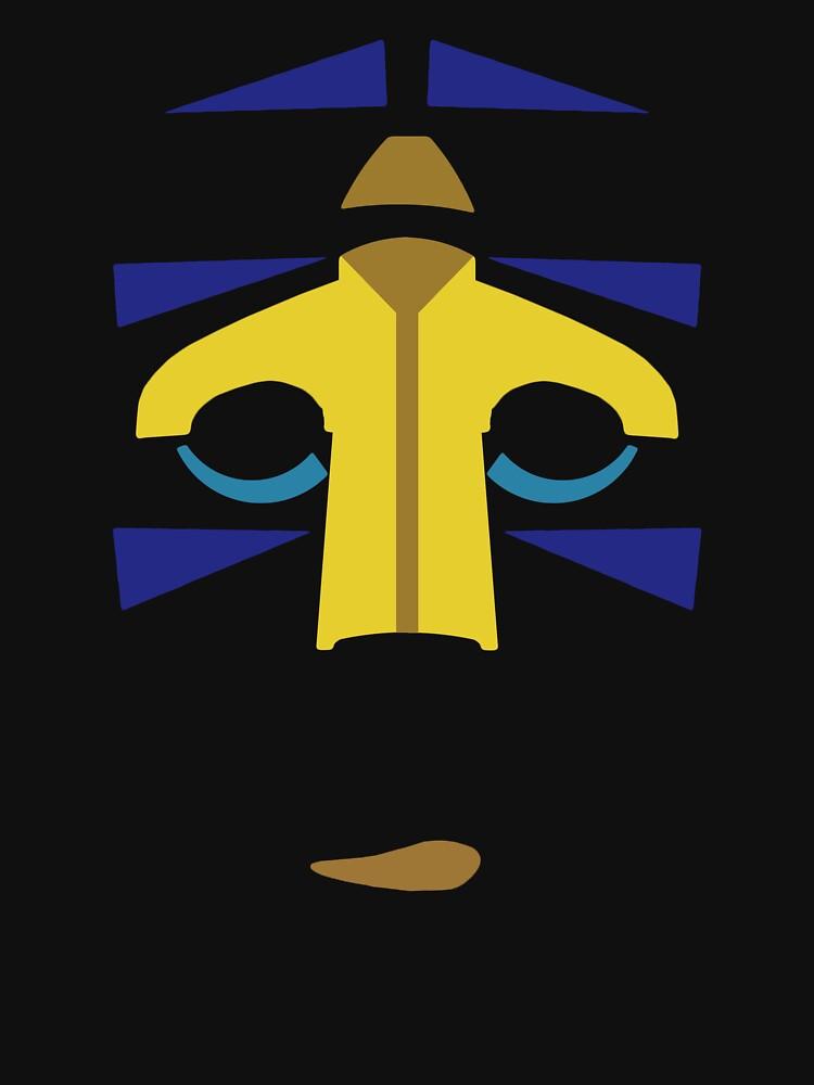 SBTRKT Mask Art | Unisex T-Shirt