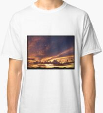 Soft Summer Sunset Classic T-Shirt