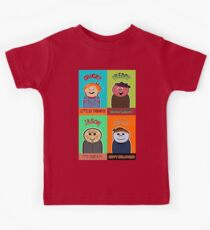 Horror Movie Friends Kids Clothes
