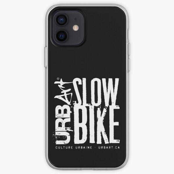UrbArt® - Slow Bike Coque souple iPhone