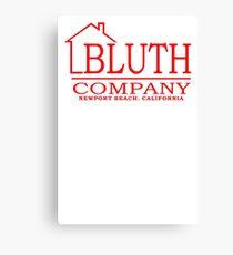 Bluth Co. Canvas Print