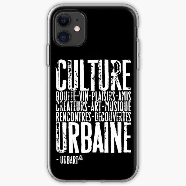 UrbArt® - Culture urbaine Coque souple iPhone