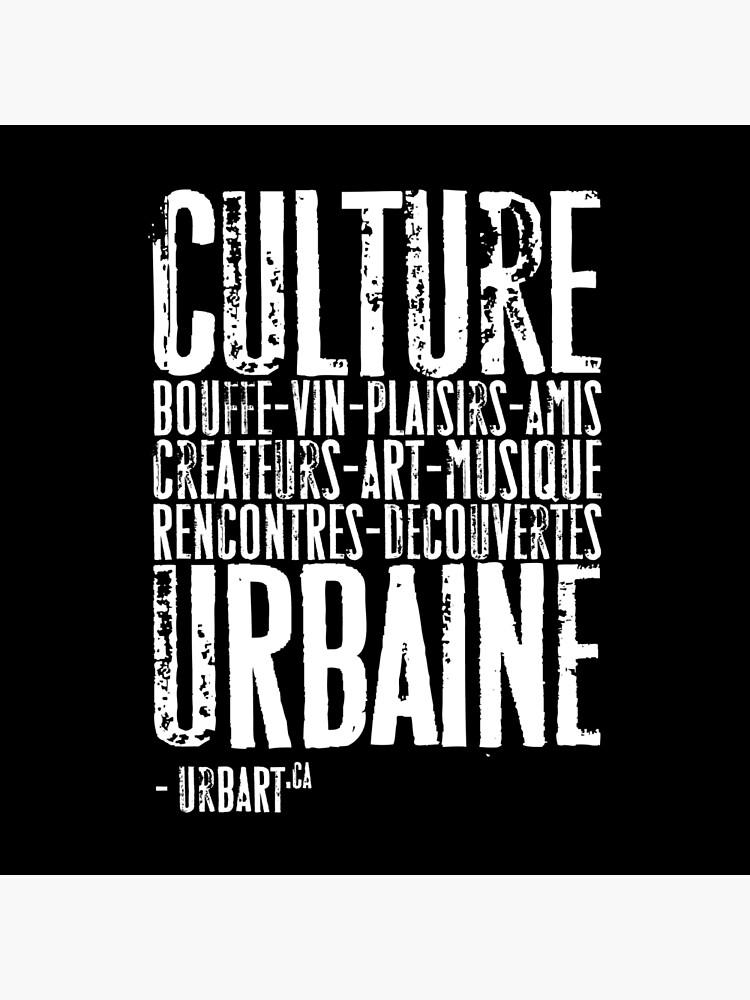 «UrbArt® - Culture urbaine» par UrbArt