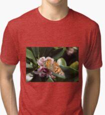 macro 70-300 mm Tri-blend T-Shirt