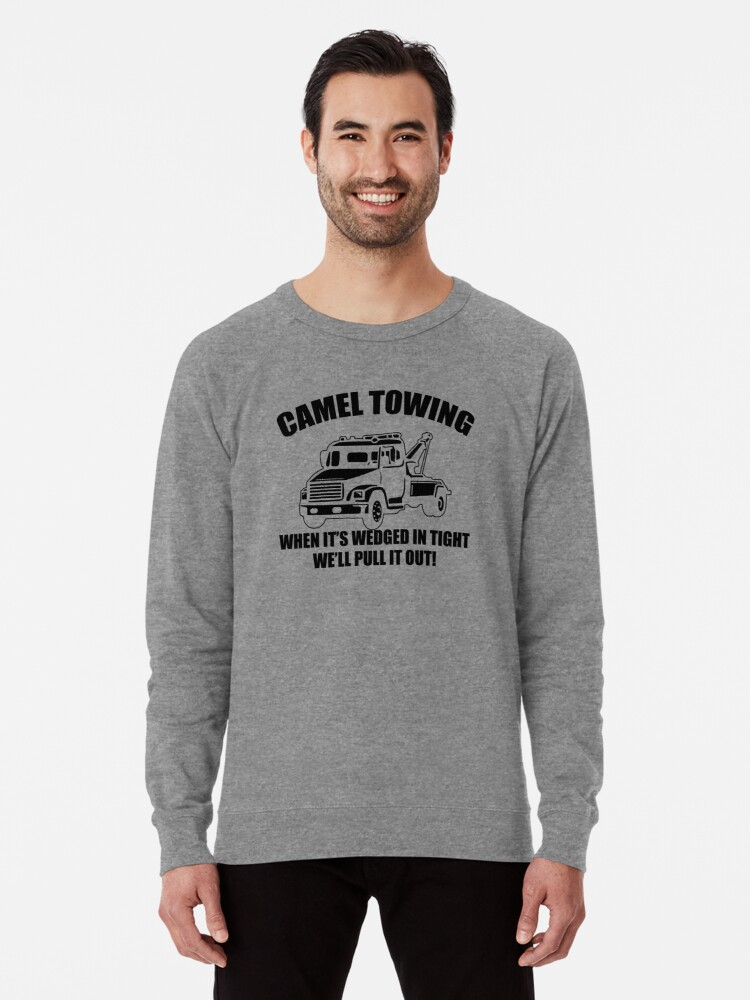 c3d4ea446 Camel Towing Mens T-Shirt Tee Funny Tshirt Tow Service Toe College Humor  Cool Lightweight