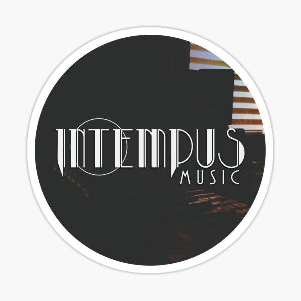 Intempus Music Sticker