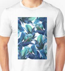 Rubber Plant #redbubble #lifestyle Unisex T-Shirt