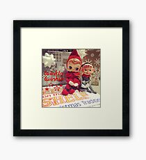Elves  Framed Print