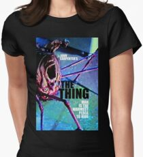 THE THING 9 Women's Fitted T-Shirt