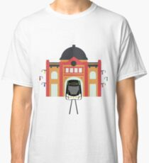 Melbourne Icon - Tram Classic T-Shirt