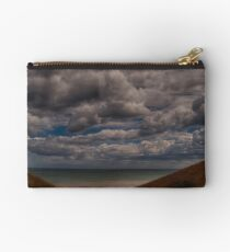Clouds over the Beach Studio Pouch