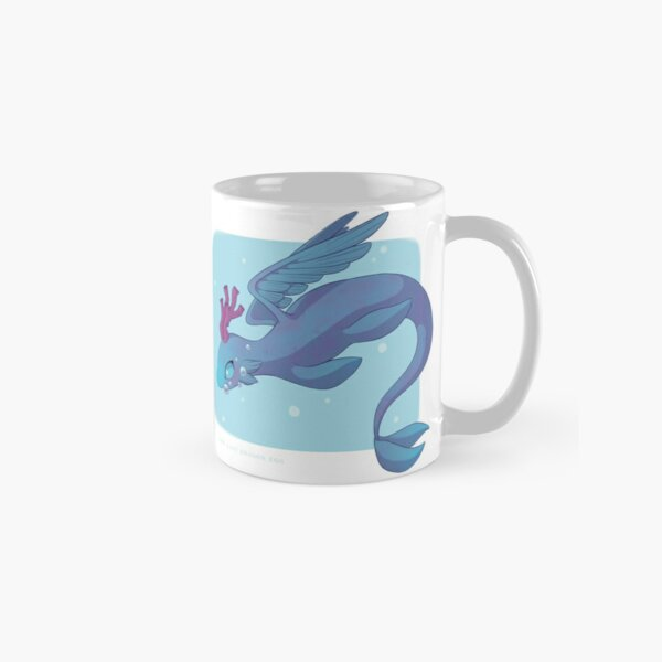 Water dragon Classic Mug