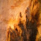 The Tree Bark Collection # 4 by Philip Johnson
