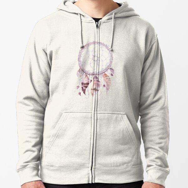 Dreamcatcher 1 Sudadera con capucha y cremallera