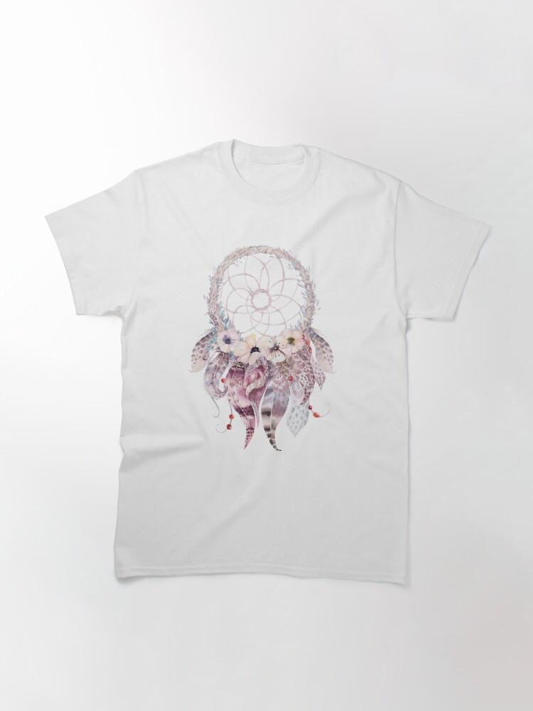 Vista alternativa de Camiseta clásica Dreamcatcher 2
