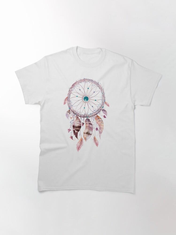Vista alternativa de Camiseta clásica Dreamcatcher 3
