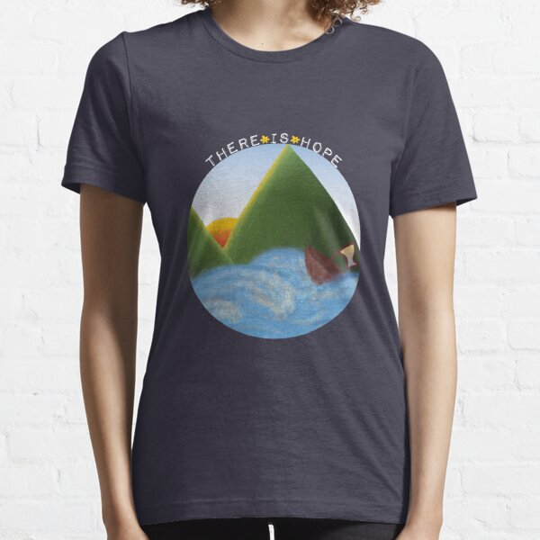There Is Hope (Asian-American Atlas) Essential T-Shirt