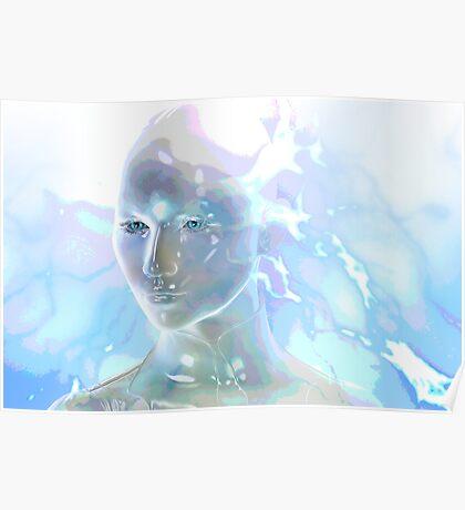 ethereal spirit Poster