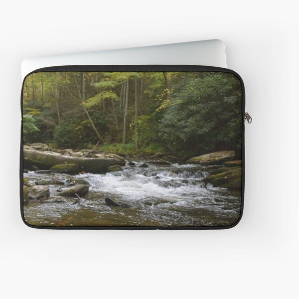 above the falls Laptop Sleeve