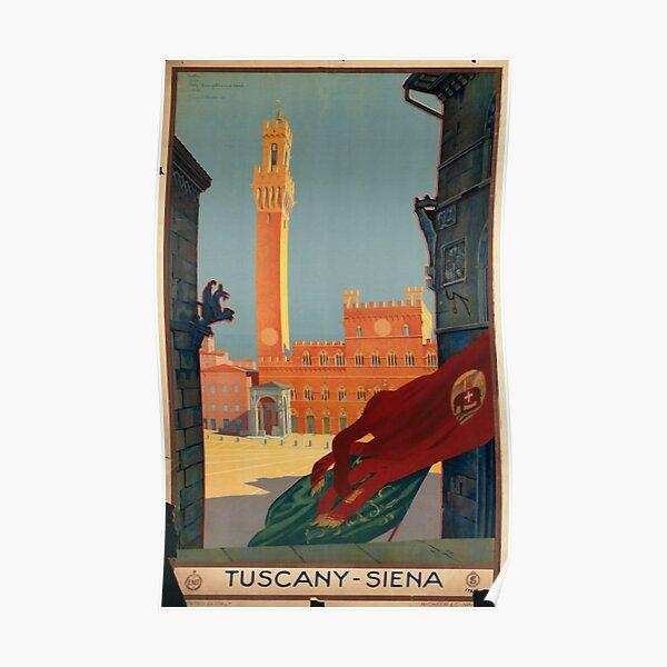 Tuscany Poster
