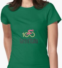 Giro d'Italia 100 Womens Fitted T-Shirt