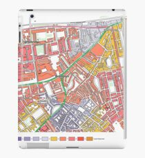 Multiple Deprivation Brompton & Hans Town ward, Westminster iPad Case/Skin