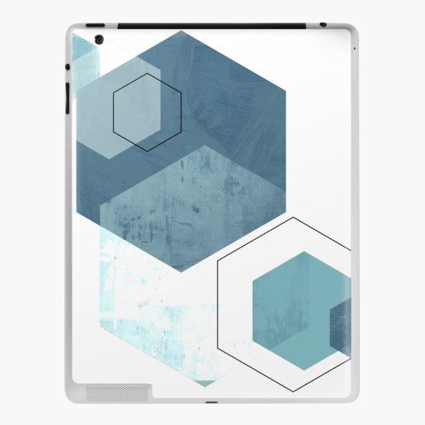 Hexagon Nordic Design Art iPad Skin
