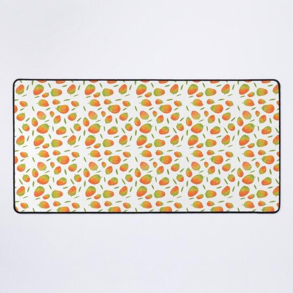 Mango Pattern Desk Mat